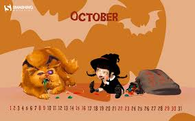 puppy background for computer halloween desktop wallpaper calendars october 2016 u2013 smashing magazine