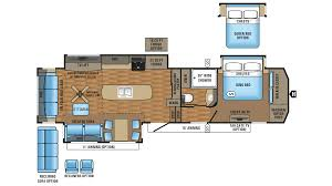 2018 jayco 36kpts floor plan