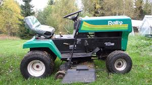rally 10 mowers nettikone