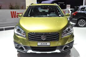 suzuki reveals 2013 sx4 crossover at geneva wemotor com