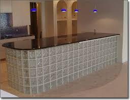 glass block bars partitions san antonio glass blocks