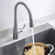 mirabelle kitchen faucets kohler faucets toilets sinks more at lowe s