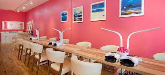 pink nail studio