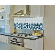 kitchen backsplash stick on tiles peel stick backsplash tiles in your kitchen poptalk
