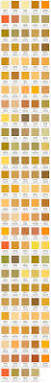 Pantone Yellow by The 25 Best Pantone Gold Ideas On Pinterest Color Swatches