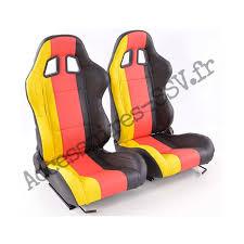 sieges semi baquet paire sièges semi baquets las vegas rzr 1000xp turbo allemagne
