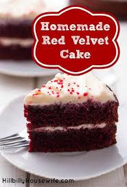 homemade red velvet cake recipe more homemade red velvet cake ideas