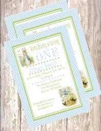 peter birthday invitations beatrix potter bunny printable pdf