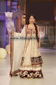 bridal dresses collection by neelo allawala at bridal couture week