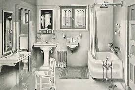 bungalow bathroom ideas historical bathroom photos 1912 bungalow