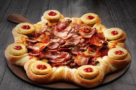 Pizza Hut Pizza Hut Shoved 8 Pies Into Its Crust
