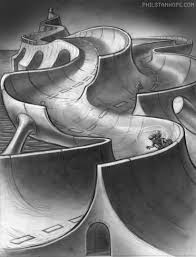 drawn skateboard pencil drawing pencil and in color drawn