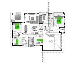Split Level Home by Home Design Split Level House Floor Plan With Room Names And