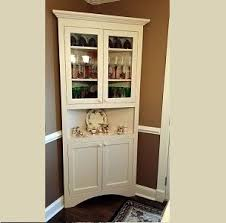 kitchen china cabinet hand made farm style dinning and kitchen china cabinet by craftsman