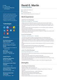 front end developer resume front end web developer resume front end developer resume exle