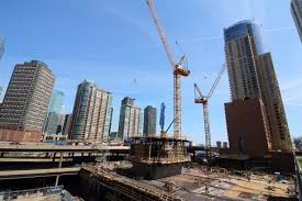 checking in on construction sites around the loop curbed chicago