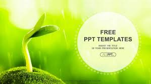 templates powerpoint earth nature themed powerpoint templates green earth nature geographical