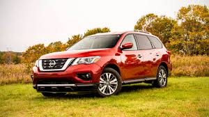 nissan pathfinder 2017 interior 2017 nissan pathfinder sv drive review the family hauler