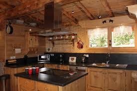 cuisine savoie formidable sejour ouvert sur cuisine 3 la scie location de chalet