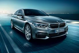 2017 bmw 5 series revealed lighter quicker more advanced by
