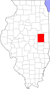 Map Illinois File Map Of Illinois Highlighting Champaign County Svg Wikipedia
