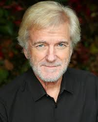 former qvc host with short blonde hair paul lavers actor london
