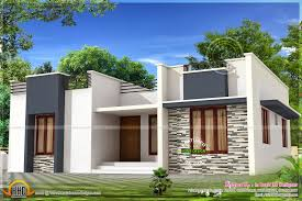 floor plan modern single home indian house plans building 3