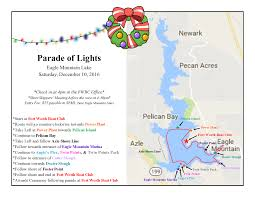 Rose Parade Route Map by New Date Parade Of Lights U2013 Saturday December 10th Fort