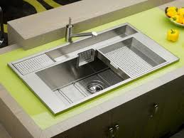 Best Sinks For Kitchens Select A Kitchen Sink With The Best Materials And Appeal