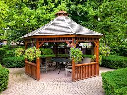 all about backyard gazebo delightful outdoor ideas