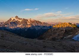 Dragon Light Crest Hill Evening Light On The Jagged Ridge Of Chrome Hill Or Dragon U0027s Back