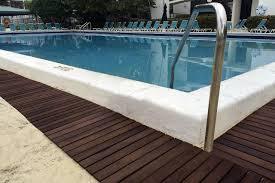 Outdoor Rugs For Deck by Bathroom Rug 2 Ft X 3 Ft Non Slip Wood Mat Indoor Outdoor