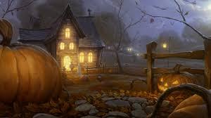 halloween pumpkin desktop wallpaper 1366x768 halloween wallpapers wallpaperpulse