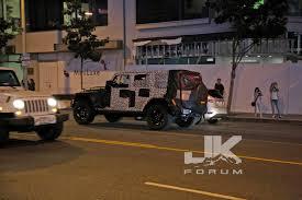 2019 jeep wrangler 2019 jeep wrangler jl spy shots 14 jk forum