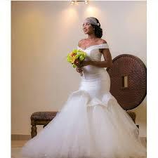 wedding plus plus size mermaid wedding dresses aso ebi style arabic