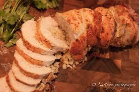 thanksgiving stuffed turkey breast natty u0027s pantry