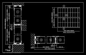 museum floor plan dwg thermal break system kalwall