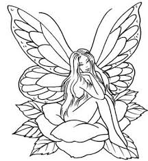 10 fascinating fairy tattoo designs