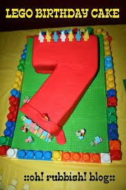 how to make a cake for a boy lego birthday cakes boys make lego birthday cake numbered