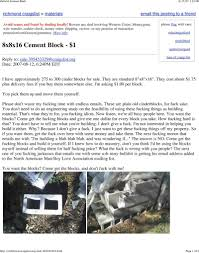 anyone who has ever sold anything on craigslist can relate to this
