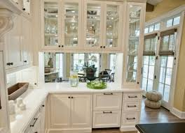 Kitchen Cabinet Door Glass Inserts Kitchen Cabinet Door Glass Inserts Modern Look Of Glass Doors