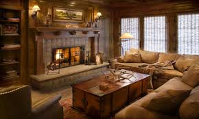 rustic living rooms traditional living room decorating ideas