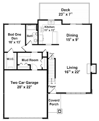 efficient floor plans the cottage floor plans home designs commercial buildings