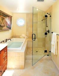 Small Bathroom Ideas With Stand Up Shower - bathtubs bathtub with tile shower ideas bathroom shower ideas