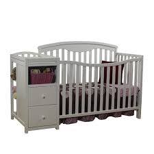 Sorelle Vicki 4 In 1 Convertible Crib by Sorelle Presley Crib And Changer Prince Furniture