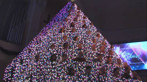 church prepares for living christmas tree kswo lawton ok