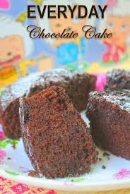 everyday chocolate cake recipe basic chocolate cake recipe