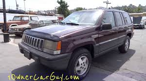 mail jeep 4x4 jeep grand cherokee laredo suv zj 4x4 5 2l v8 video review for