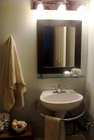 Narrow Powder Room - powder room ideas for small spaces decorating kitchen interior