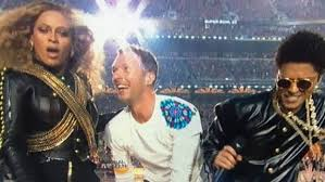 Chris Martin Meme - super bowl how coldplay got played during the half time show
